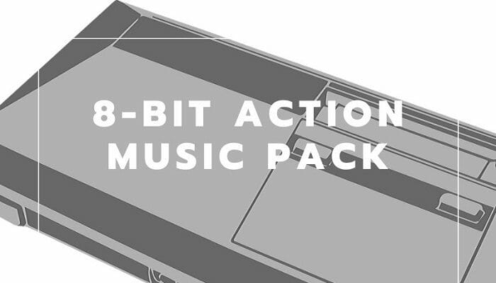 8-bit Action Music Pack
