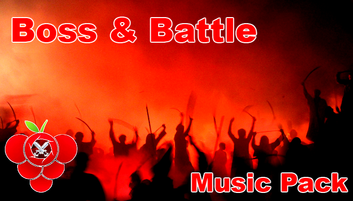 Battle & Boss Music Pack