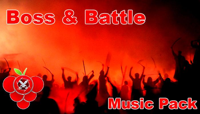 Battle & Boss Music Pack