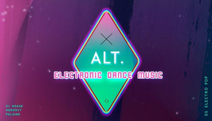 ALT. Electronic Dance Music Pack