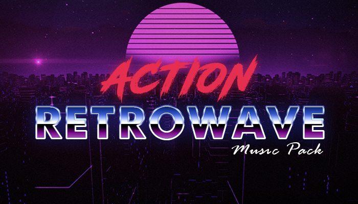 Retrowave Music Pack