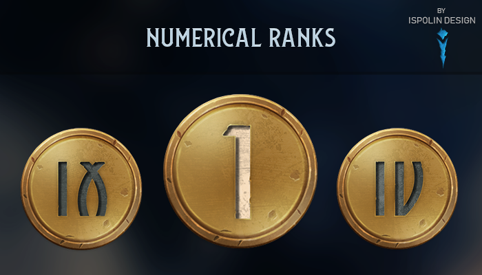 Numerical Ranks