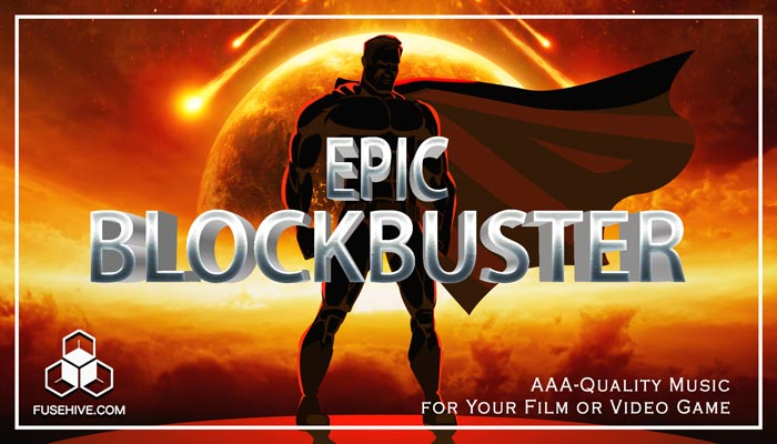 Epic Action Music Pack – Blockbuster Movie Soundtracks Royalty Free Themes Background Loops Stingers