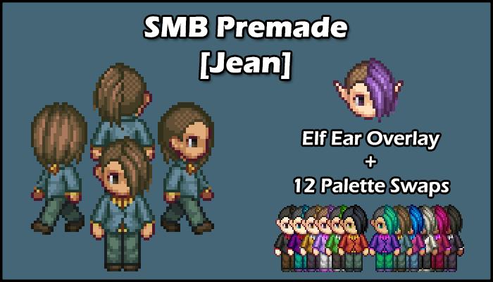 SMB Premade [Jean]