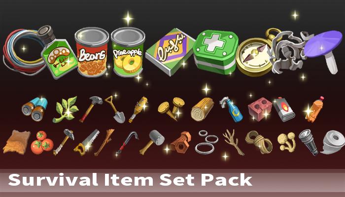 Survival Item Set Pack