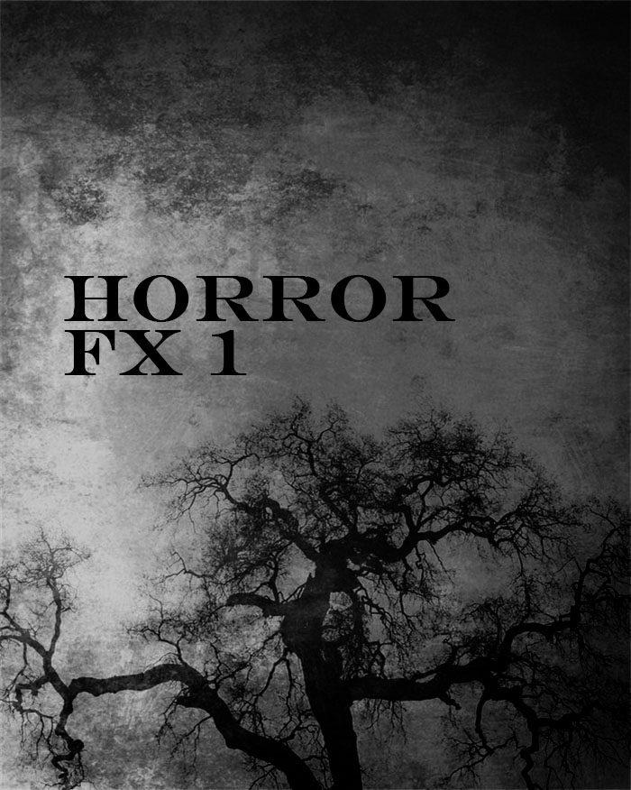 Horror Fx 1