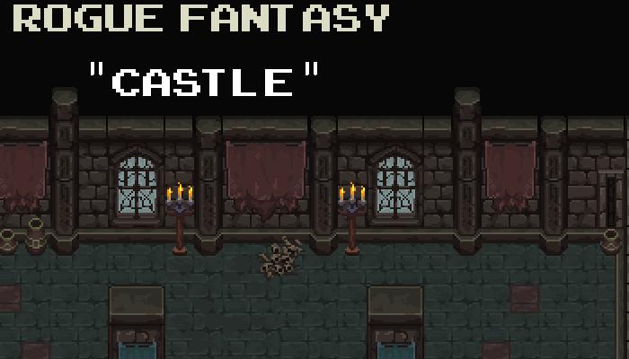Rogue Fantasy Castle