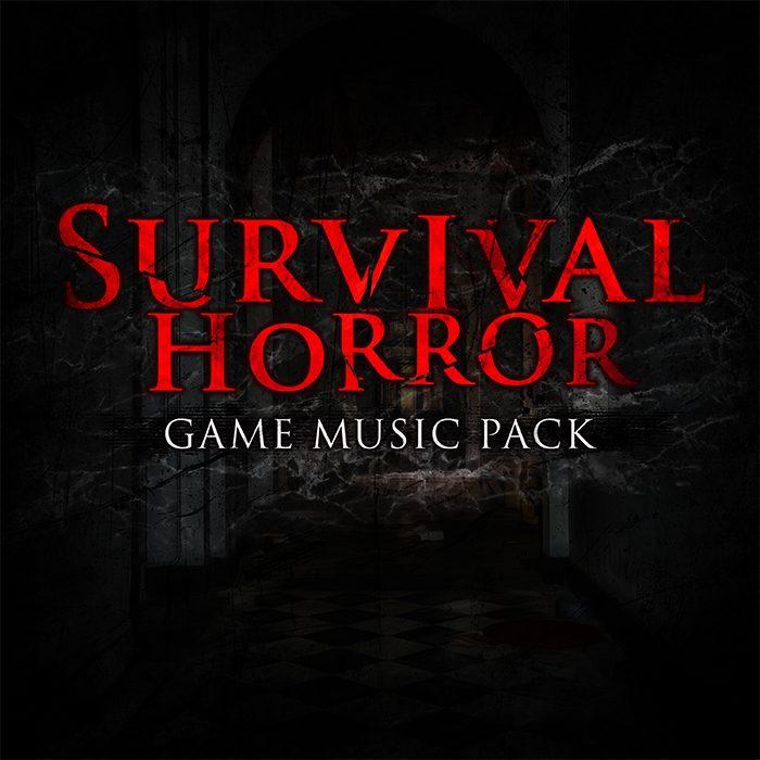 Survival Horror Game Music Pack