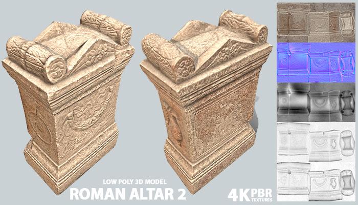 Roman Altar 2