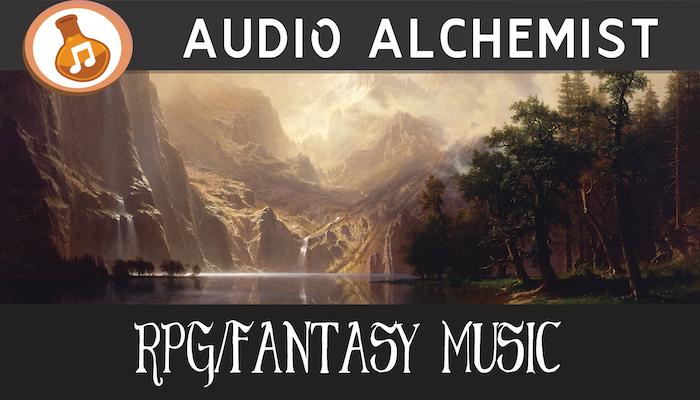 Fantasy/RPG Music Pack