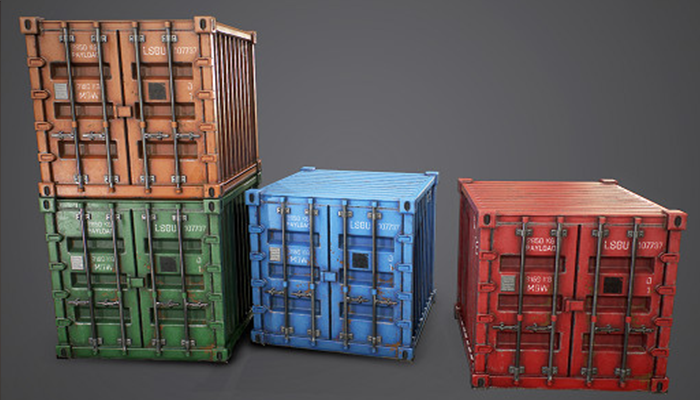 AAA Environmental Container Assets Package
