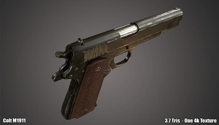 PBR Colt M1911a
