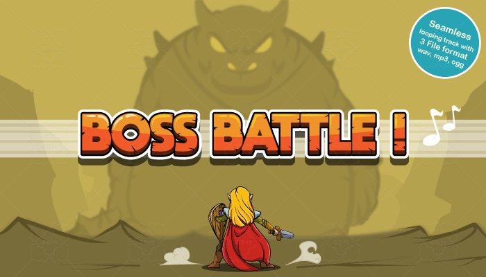 BOSS BATTLE