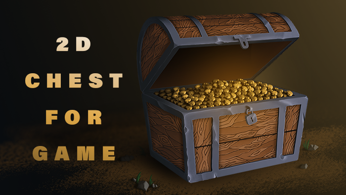 2D Game chest