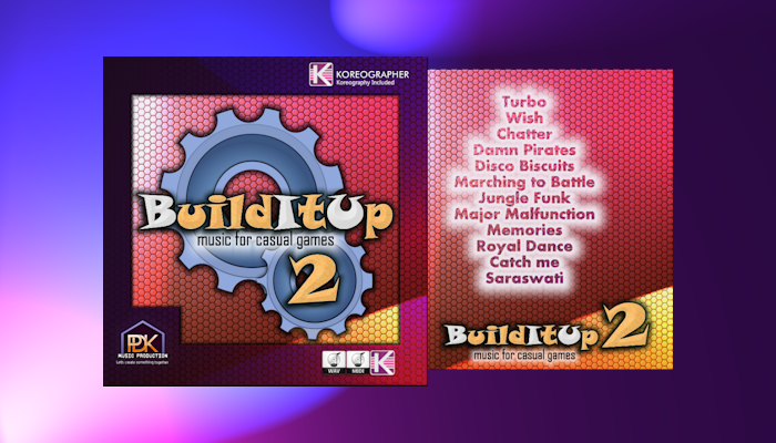 Build It Up 2 (music for casual games)