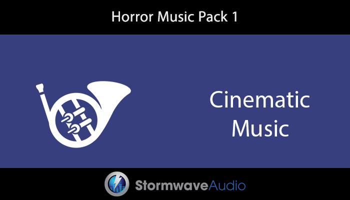Horror Music Pack 1