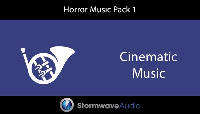 Horror Music Pack 1