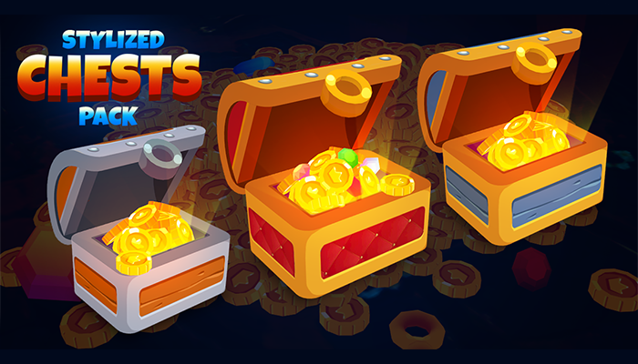 Stylized Casual Chests