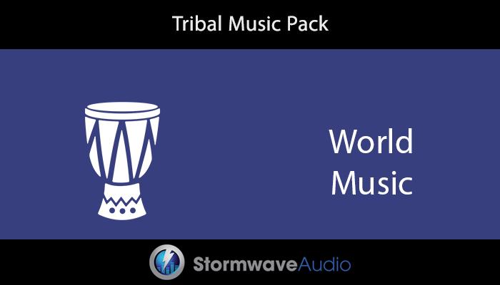 Tribal Music Pack 1