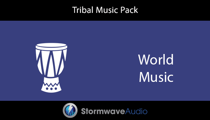 Tribal Music Pack 1