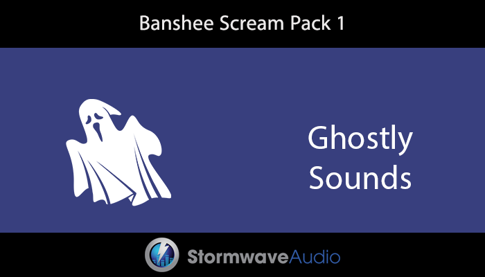 Banshee Scream Pack 1