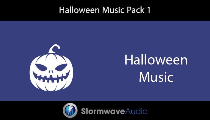 Halloween Music Pack 1