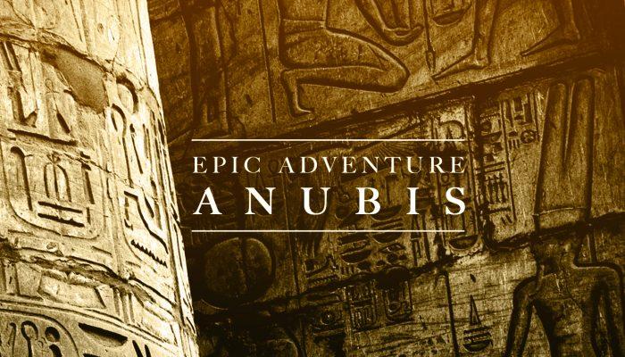 Anubis (Cinematic Adventure Music Soundtrack)