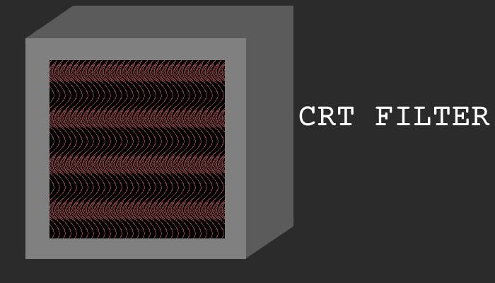 Retro CRT Filter