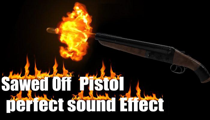 Sawed Off Pistol Sound