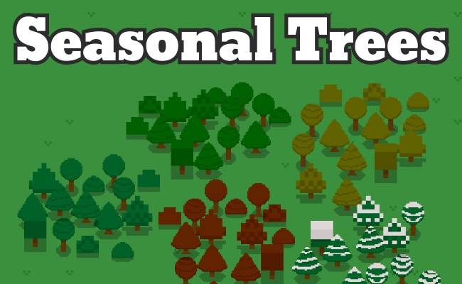 Seasonal Tree Pack