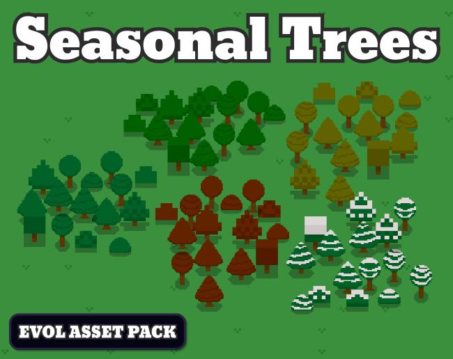 Seasonal Tree Pack