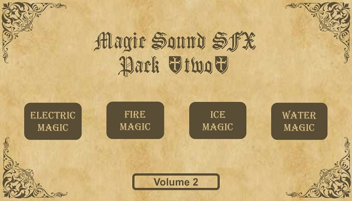 Magic SFX Pack Two