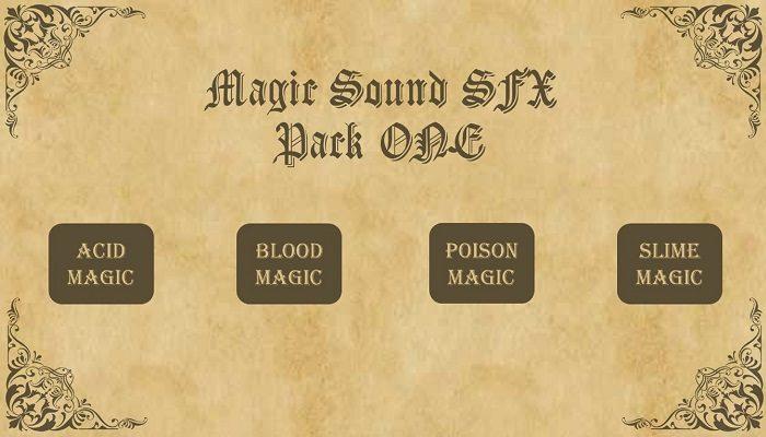Magic SFX Pack One