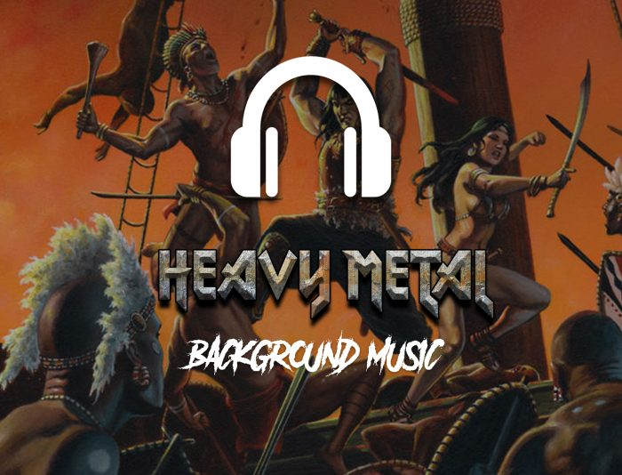 Heavy Thrash Headbanging Metal Pack #1