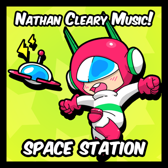 🎉 VGM Party Pack! 🎉 – Space Station (Music Assets/Tracks)