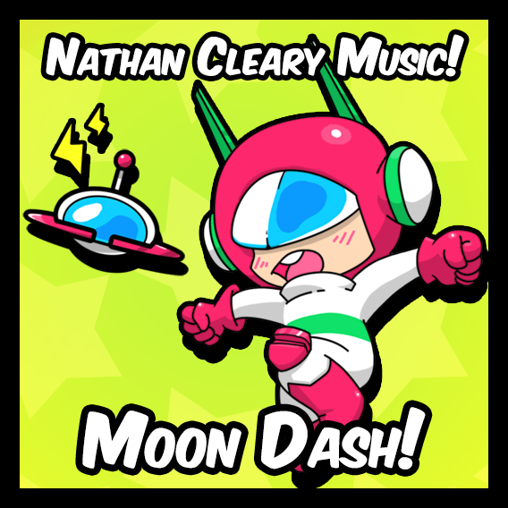🎉 VGM Party Pack! 🎉 – Moon Dash! (Music Assets/Tracks)