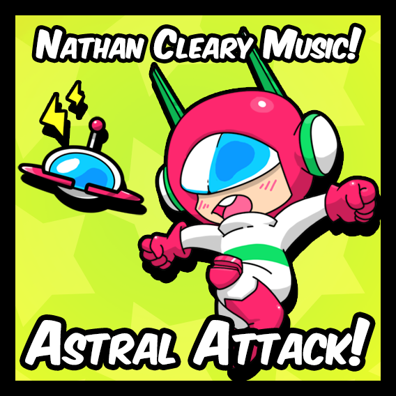 🎉 VGM Party Pack! 🎉 – Astral Attack! (Music Assets/Tracks)