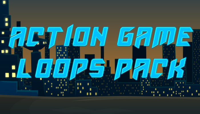 Action Game Loops Pack