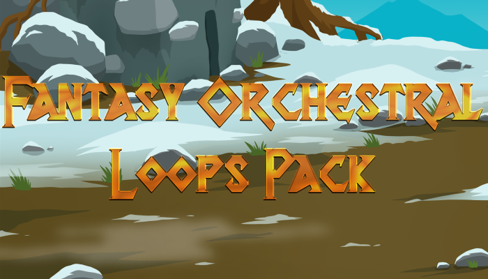 Fantasy Adventure Orchestral Loops Pack
