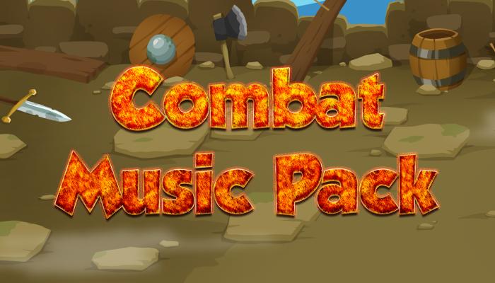 Combat Music Pack