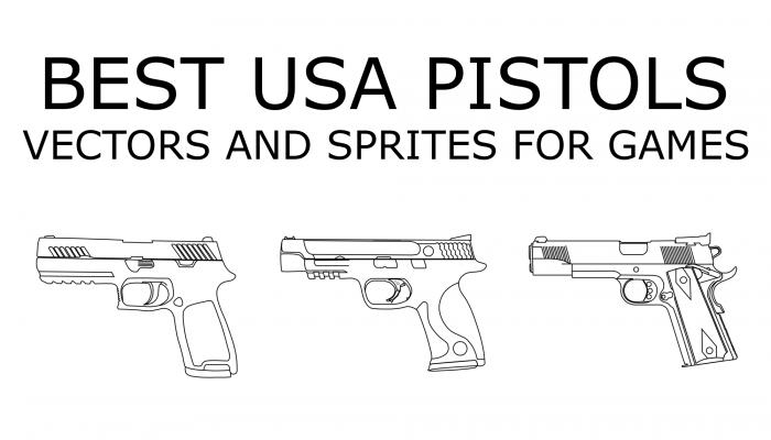 Pistols 1 – USA pistols