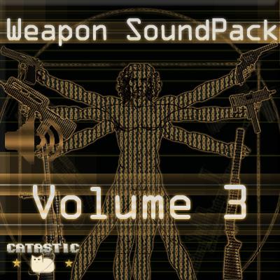 Weapon Sound Pack – Volume 3