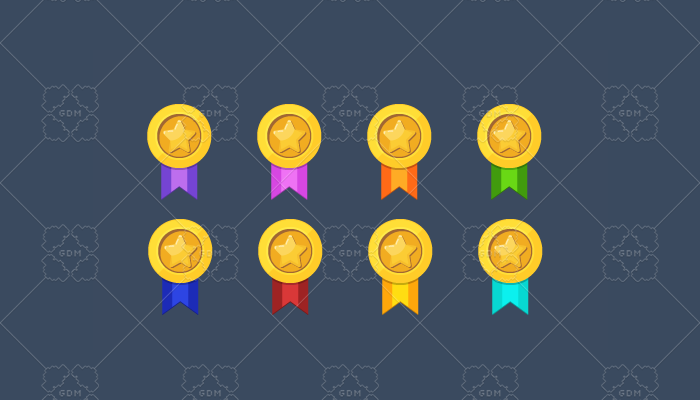 Medals – Gold