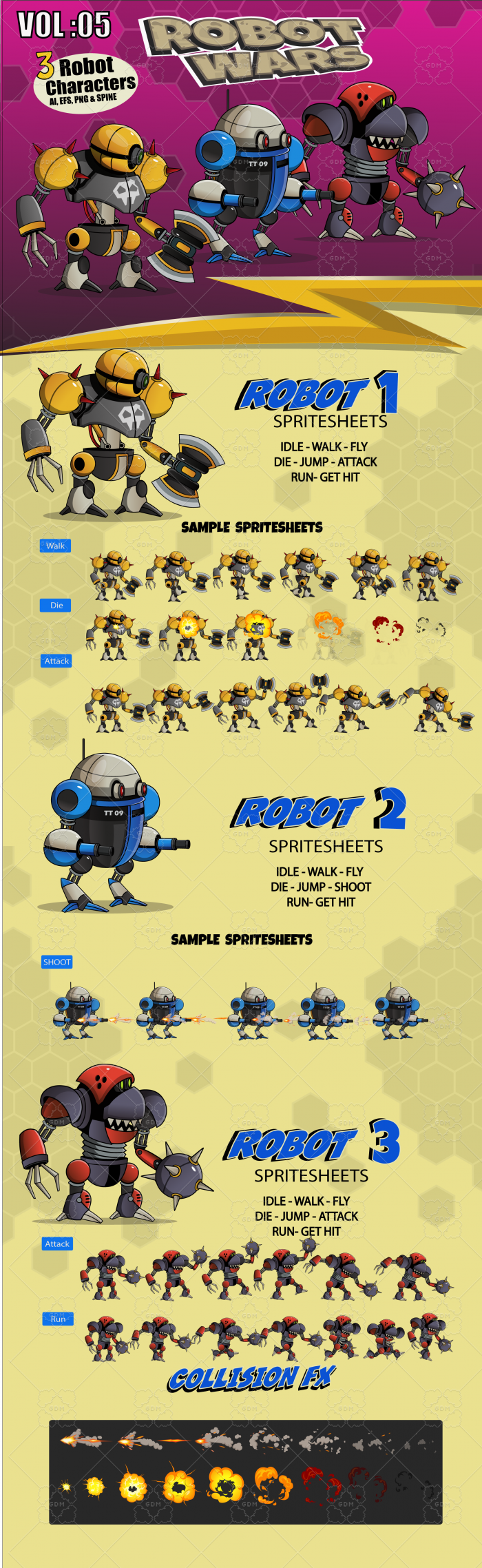 Robot Wars Vol: 05
