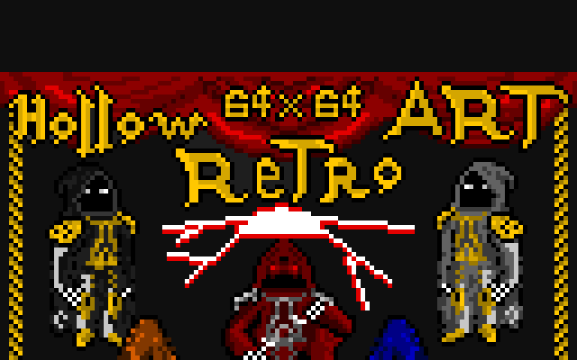 Hollow Art Retro – Shadow Mage