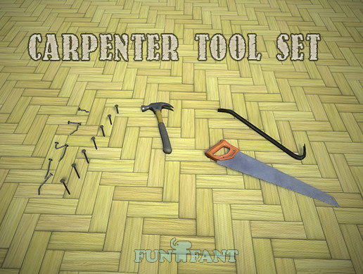 Carpenter Tool Set