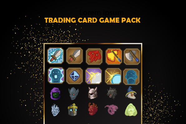 Trading Card Game Pack
