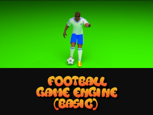 Football Game Engine (Basic)