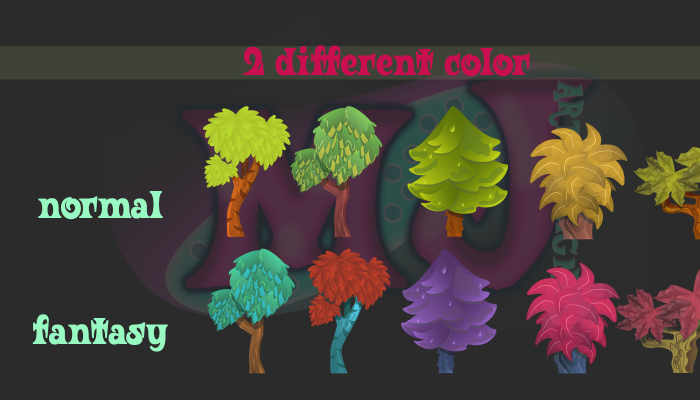 2D Game Trees