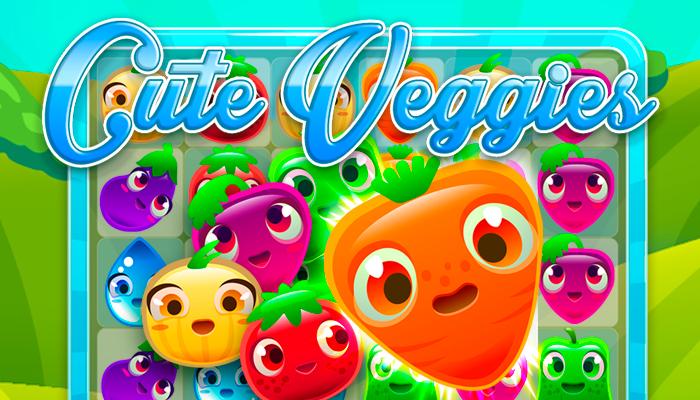 Cute Veggie Game
